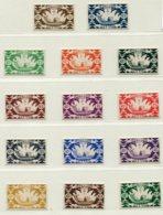 10355 OCEANIE  N°155/68 **  Série De Londres    1942   TB/TTB - Oceania (1892-1958)