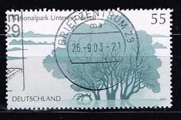 Bund 2003,  Michel# 2343 O EM Aus Block 62 - [7] République Fédérale