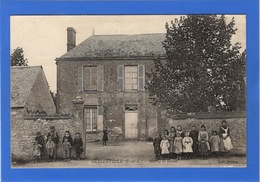 28 EURE ET LOIR - GUILLEVILLE Mairie Et Ecoles (voir Descriptif) - Frankrijk