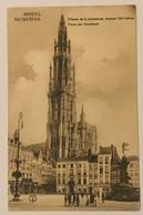 ANVERS - FLECHE DE LA CATHEDRALE  - VIAGGIATA FP - Belgio