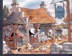 Rumänien Block 220 - 221 Walt Disney MNH  Postfrisch ** - Blocs-feuillets