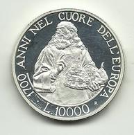 2000 - San Marino 10.000 Lire - Repubblica - Saint-Marin