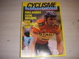 CYCLISME INTERNATIONAL 015 05.1987 PARIS ROUBAIX LEMOND TOUR FLANDRES CRIQUELION - Sport