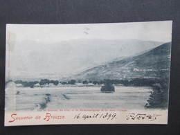 AK BROUSSE BURSA 1899 Gelaufen !! //  D*35648 - Türkei