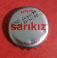 Soda / Mineral Water Bottle Cap: SARIKIZ, 2018, Turkey - Soda