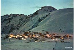 LES DEUX ALPES : La Station Sud, La Nuit - Autres Communes