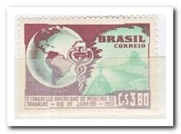 Brazilië 1952, Postfris MNH, Congress For Occupational Medicine - Brazilië