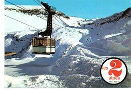 LES DEUX ALPES : Téléphérique Du Jandri - Autres Communes