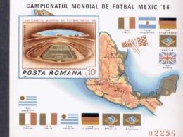 Rumänien Block 228 Jahr Des Friedens MNH  Postfrisch ** - Blocs-feuillets