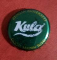 Soda / Mineral Water Bottle Cap: KULA, 2018, Turkey - Soda
