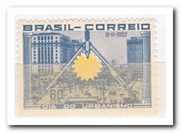 Brazilië 1952, Postfris MNH, Sao Paulo, Circle And Cogwheel - Brazilië