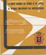 Connaissez-vous La Société Des Chemins De Fer Vicinaux? Kent U De Nationale Maatschappij Van Buurtspoorwegen? - Transports