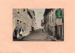 E2112 - ST ROMAIN De POPEY - D69 - La Grande Rue - France