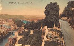 Namur Namen   Route De La Citadelle   Kanon Canon      X 5337 - Namur