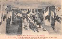 BOURG Sur GIRONDE  -  Grands Vins Mousseux De La Gironde  - Caves De L'Abbaye  - Inauguration Des Agrandissements ... - France