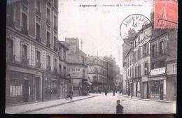 ARGENTEUIL CYCLES MOTOS                           JLM - Argenteuil