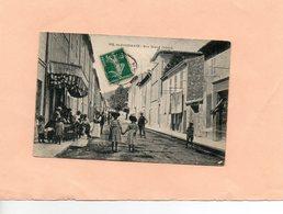 E2112 - St ZACHARIE - D83 - Rue Grand Chemin - France