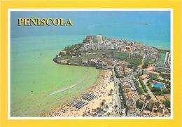 PENISCOLA - Vista Aérea - Castellón