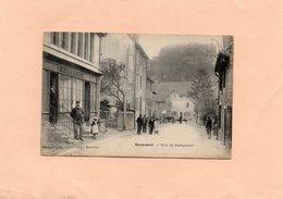 Carte Postale - BEAUCOURT - D90 - Rue De Dampierre - Beaucourt