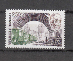 1987    N° 2452-2453-2461  NEUFS**     VENTE à 15% DU PRIX DU CATALOGUE YVERT & TELLIER - Frankreich