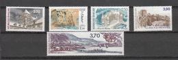 1987    N° 2462 à 2466  NEUFS**     VENTE à 15% DU PRIX DU CATALOGUE YVERT & TELLIER - Frankreich