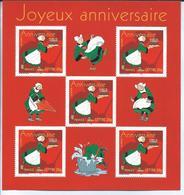France Bloc Joyeux Anniversaire  Bécassine Année 2005 Y&T BF83 Neuf - Nuovi