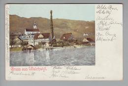 AK CH ZG Walchwyl 1902-01-07 Foto PVK/Z #3536 - ZG Zoug