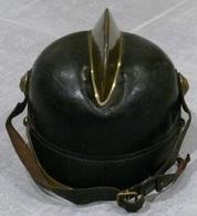 Casque De Pompier Allemand - 1914-18