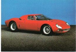 AUTOMOBILES : FERRARI I.  Coupé Biplace Type 250 Le Mans 1965 12 Cylindres En V. - 3322 Cm3 - Passenger Cars