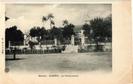 REUNION SAINT DENIS ,LE GOUVERNEMENT   REF 58376 C - Saint Denis