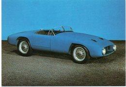 AUTOMOBILES : GORDINI F.  Sport Monoplace+une Fermée Type 26S 1953 6 Cylindres 2,500 Litres  220CV à 7000t/mn - Passenger Cars