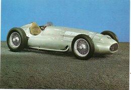 AUTOMOBILES : MERCEDES D.  Monoplace De Course Type W154 1938/39 Moteur M 163 - 12 Cylindres En V - 2962 Cm3 - Passenger Cars