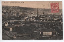 SMYRNE (TURQUIE) - CENTRE DE LA VILLE N° 2 // CàD 1912 BFE TYPE MOUCHON - Turkije