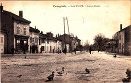 Varangeville. Café Nicot. Grande Route. - Other Municipalities