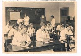 B-6950   WACHTEBEKE : Pensionaat H. Vincentius - Klas Voor Snit En Confectie - Wachtebeke