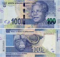 SOUTH AFRICA       100 Rand       P-141a       ND (2014)       UNC - Afrique Du Sud