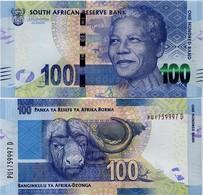 SOUTH AFRICA       100 Rand       P-141b       ND (2015)       UNC - Sudafrica