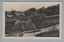 AK CH ZG Oberägeri Kuranstalt Ländli 1935-10-22 Foto - ZG Zoug