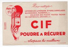 Dec18     83489    Buvard     CIF - Produits Ménagers