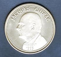 France, Médaille, Jacques Chirac, Elections Présidentielles, 1995, FDC - Other