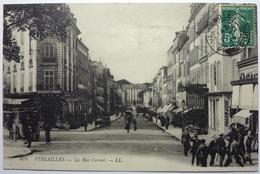 LA RUE CARNOT - VERSAILLES - Versailles