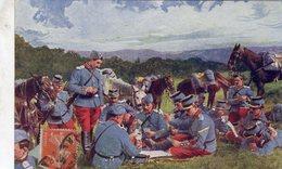 Une Bonne Partie  -  CPA - Weltkrieg 1914-18
