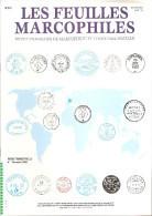 Bulletin Les Feuilles Marcophiles N° 308, 309, 310, 311 Et Suppléments Au 310 Et 311 Année 2002 Soit 6 N° - Manuali