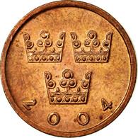 Monnaie, Norvège, Harald V, 50 Öre, 2004, TTB, Bronze, KM:460 - Norvège