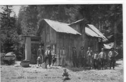 Travaux Du Refrain Cabane Des Mineurs - France