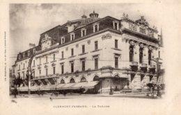 B53562 Clermont Ferrand -  Le Théatre - Clermont Ferrand