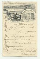 FIRENZE - HOTEL PAOLI 1911 FP - Firenze