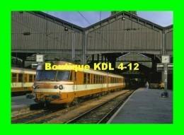 AL 433 - Turbotrain ETG T 1013 En Gare - PARIS-SAINT-LAZARE - 75 - SNCF - Metro, Estaciones