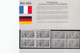 1988          VENTE à 15% DU PRIX DU CATALOGUE YVERT & TELLIER - Postdokumente