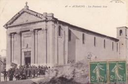 Bouches-du-Rhône - Aubagne - Les Pénitents Noir - Aubagne